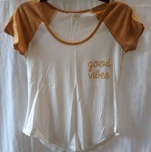 Good vibes tshirt